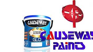 causeway luxury glo emulsion paint youtube