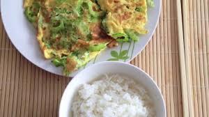 cuisiner concombre recette omelette concombre amer