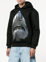 givenchy shark print hoodie 1 350 buy aw17 online fast