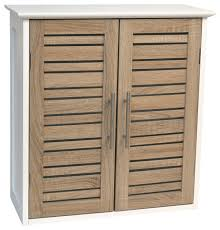 Wall Mounted Bathroom Cabinet by Wall Cabinet 1 Or 2 Doors Bath Wall Mounted Storage Bath Shelves