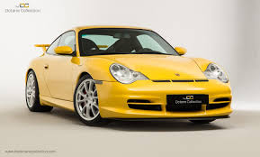 yellow porsche 911 used 2004 porsche 911 gt3 996 for sale in guildford pistonheads