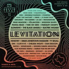 levitation u2013 april 26 29 2018 u2022 austin texas