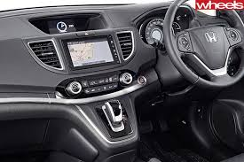 honda crv 2016 interior 2016 honda cr v series ii dti l review