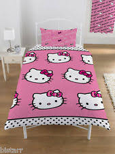 Hello Kitty Duvet Hello Kitty Bedding Sets U0026 Duvet Covers Ebay