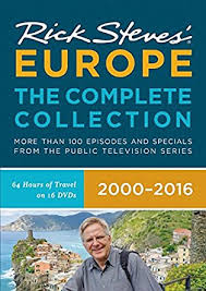 rick steves europe the complete collection 2000 2016