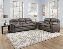 Simmons Living Room Furniture Simmons Shiloh Granite Sofa At Menards Within Simmons Sofa And