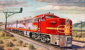 atchison topeka santa fe railway
