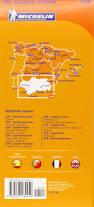 andalusia regional map 578 michelin regional maps michelin
