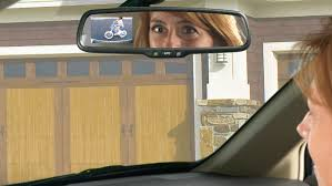 No Blind Spot Rear View Mirror Reviews High Tech Rearview Mirror Curbs Blind Spots Npr