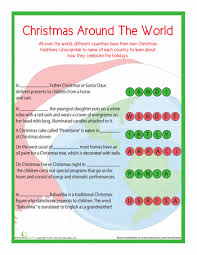 traditions around the world traditions