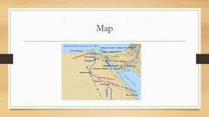 Nile River On Map Ancient Egypt The Nile River Valley Ppt Video Online Download