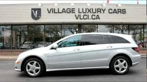 car mercedes 2010 2010 mercedes benz r350 bluetec village luxury cars markham