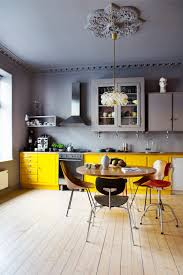 Yellow Cabinets Kitchen 15 Bright Yellow Kitchens That Will Make You Smile Brit Co