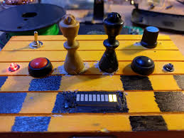 diy chess clock making youtube