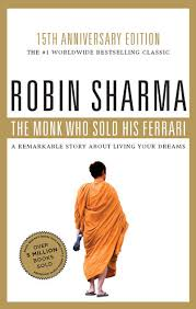 the monk who sold his ferrary the monk who sold his by robin sharma on ibooks