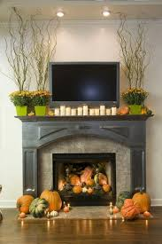 Fireplace Decorating Ideas 31 Best Fall Fireplace Decor Images On Pinterest Fireplace Ideas