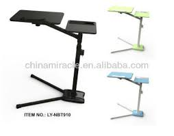 angle height adjustable height stand laptop desk over bed hospital