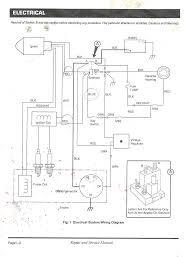 ez go golf cart wiring diagram pdf kwikpik me