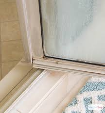 how to clean mold and mildew in the bathroom without scrubbing