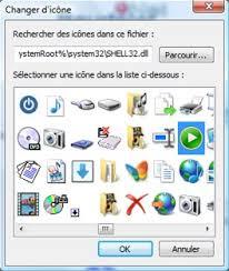 cr r raccourci bureau changer icone bureau maison design edfos com