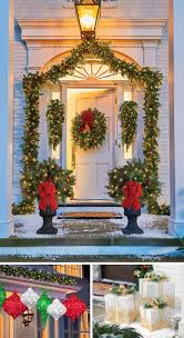 home outside decoration outside christmas decorations dress up your home improvements blog