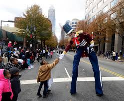 thanksgiving parade charlotte nc nine things to do to with family and friends thanksgiving week