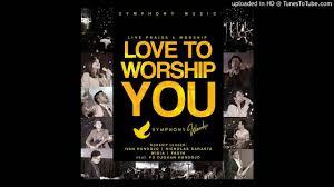 love to worship you