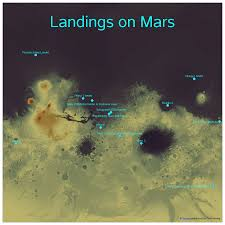 Mars Map Using Sas To Track Ufos On Mars Sas Learning Post