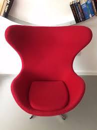 Retro Swivel Armchair Design Vintage Red Egg Chair Retro Swivel Armchair 21900 Alley