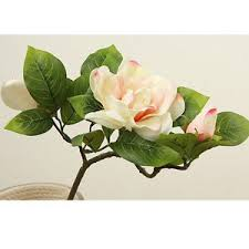 Silk Wedding Flowers Silk Wedding Flower White Latex Gardenia Flowers Real Touch