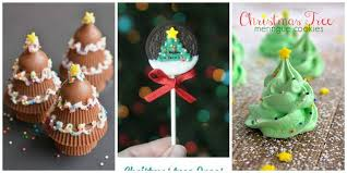 christmas tree desserts for kids the who ate everything