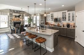 trailside woods nature inspired community with model fischer homes