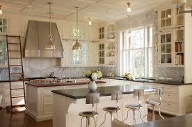 kitchens with backsplash kitchen kitchen backsplash white cabinets floors