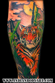bamboo tree tattoos and designs page 20