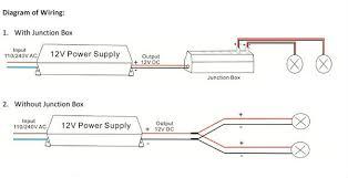 12v downlight wiring diagram style by modernstork
