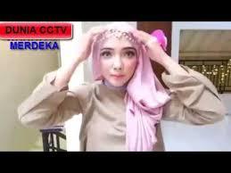 tutorial hijab noura 3 princess style hijab tutorial moderen youtube