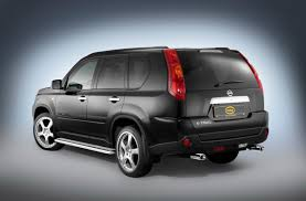 nissan accessories for x trail 2008 nissan x trail by cobra n