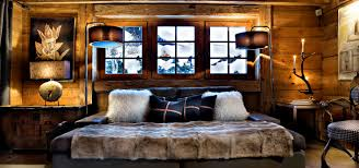 chambre chalet luxe s farms chalets cosy neve design