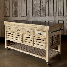 kitchen islands furniture kitchen rustic white stained pine wood