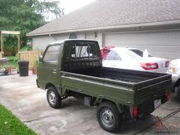subaru sambar interior subaru sambar mini truck army green