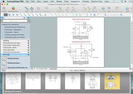 cad drawing software for making mechanic diagram and electrical