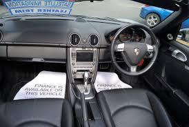 Porsche Boxster Automatic - luigi motor services for sale porsche boxster 987 2 7 tiptronic