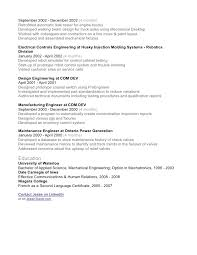 jesse david mechanical engineer resume