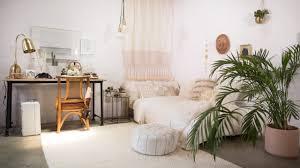 mr kate dorm room small bedroom decor 3 ways room 1 neutral bohemian