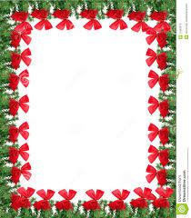 christmas card border christmas lights decoration