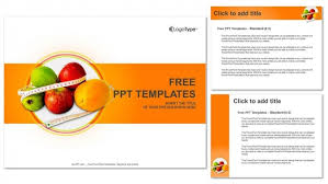 nutrition brochure template diet and nutrition powerpoint templates