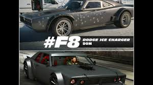 fast and furious dodge charger specs gta 5 dom s dodge charger fast and furious 8 cars vin