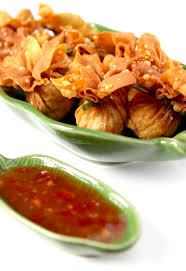 la cuisine de bernard com la cuisine de bernard ballotins thaïs frits au porc et kaffir