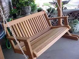wooden porch swing home depot porch swing home depot canada porch