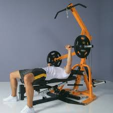 Powertec Weight Bench The Power Of Free Weights With The Control And Safety Of A Machine